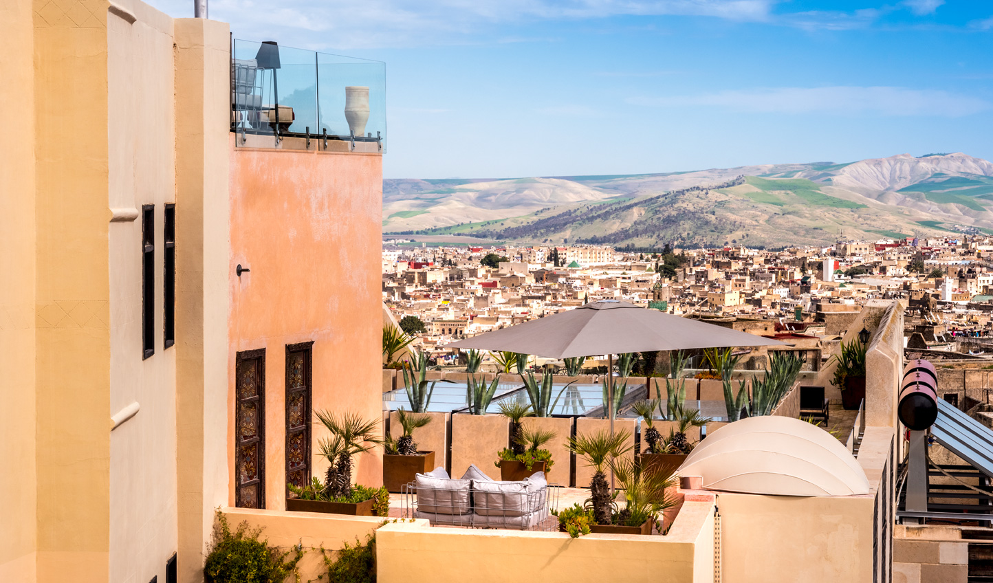 A privileged location in the heart of Fes