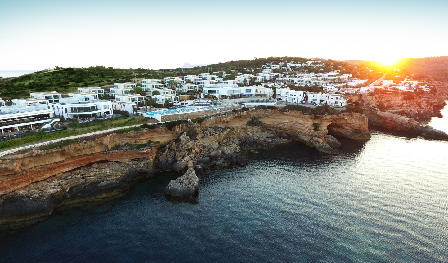 Retreat to a peaceful corner of Ibiza at 7Pines
