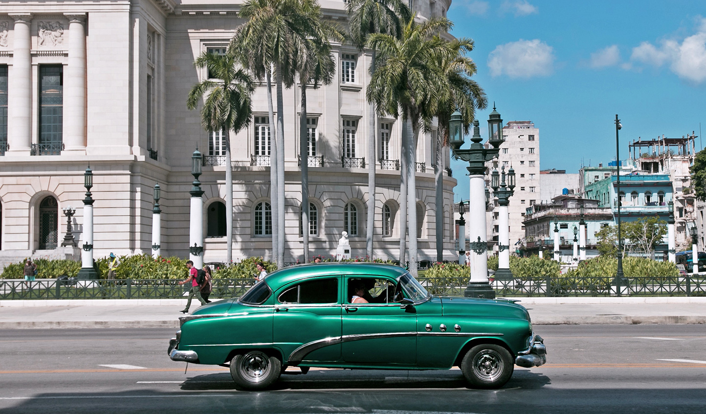 Explore Havana by classic car