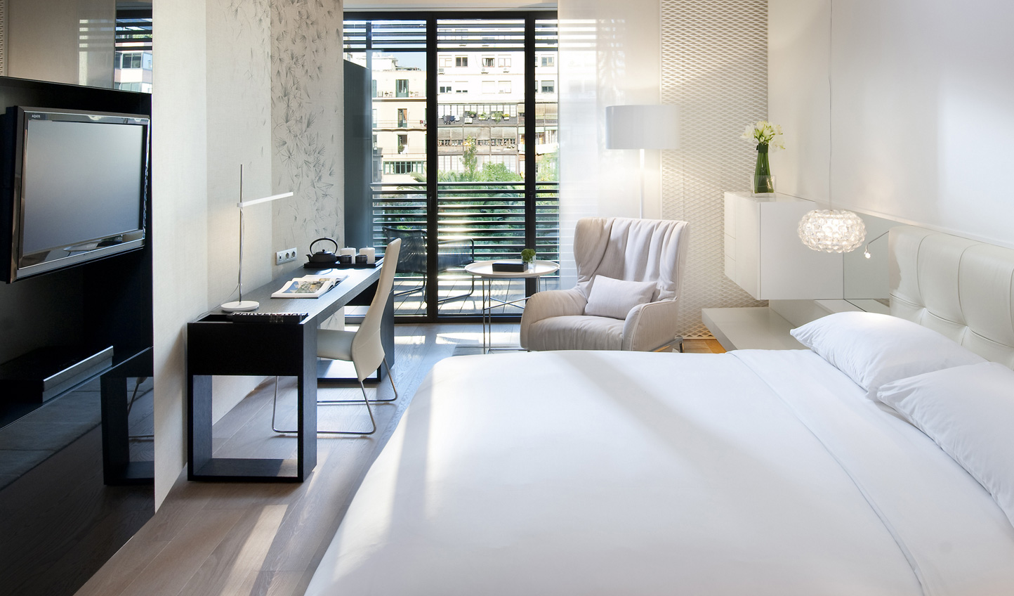 Sleek and sophisticated in Barcelona