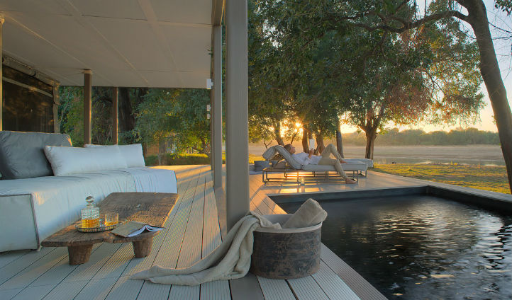 Luxury safari in zambia