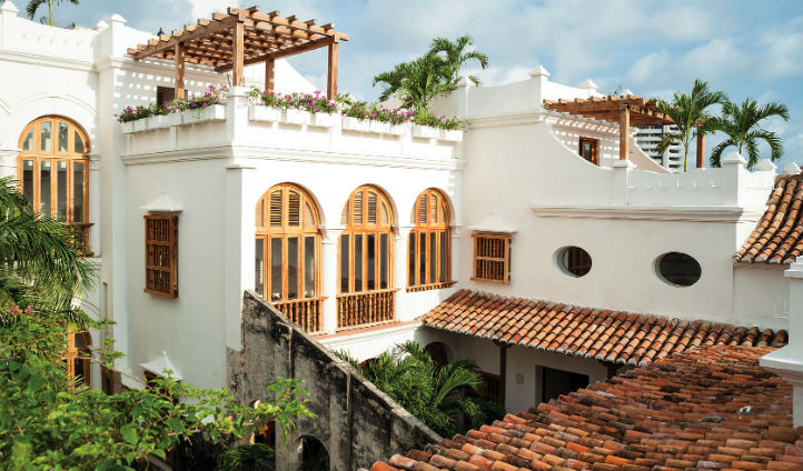 Luxury Holidays in Colombia at Casa San Augustin