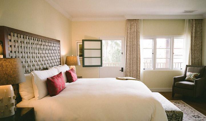 Your room at Belmond El Encanto