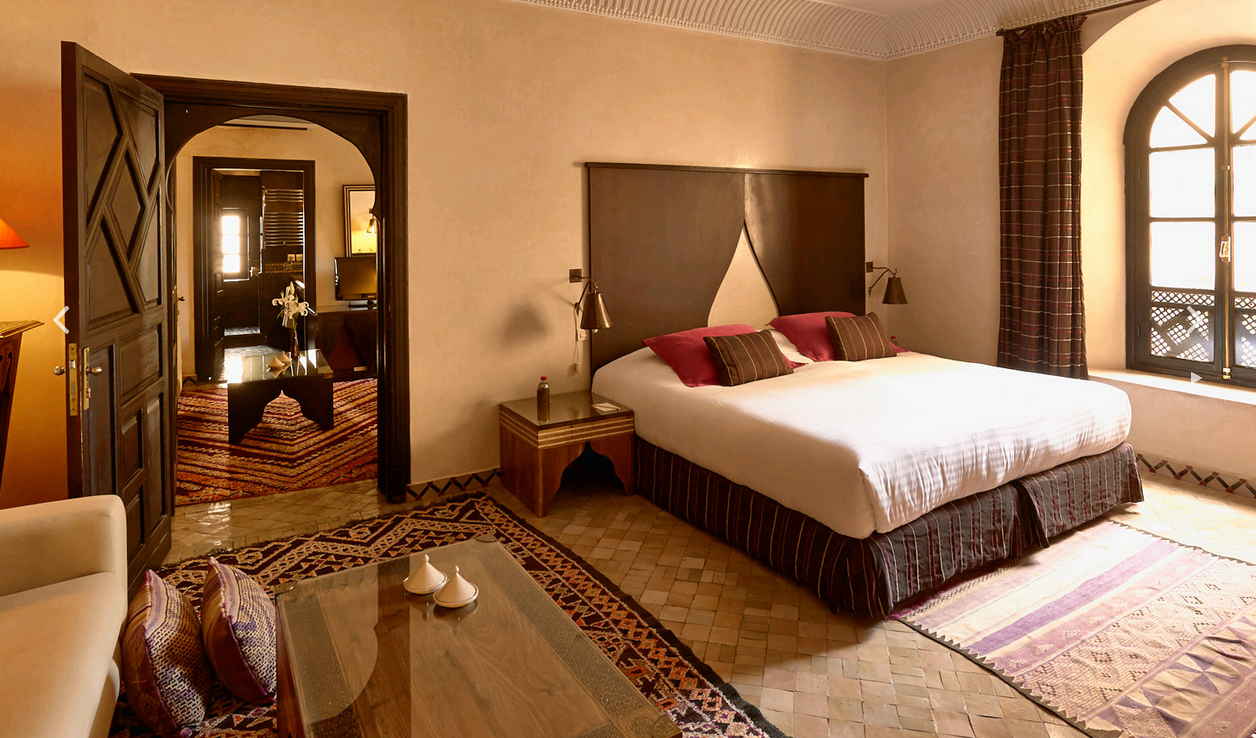 Luxury holidays in fez