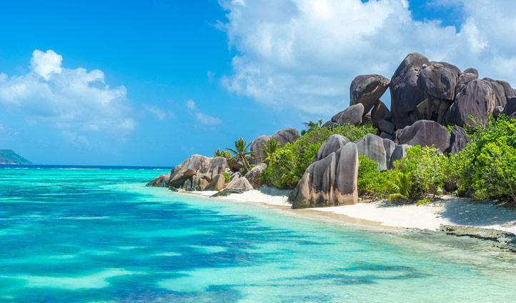 Island bliss in the Seychelles