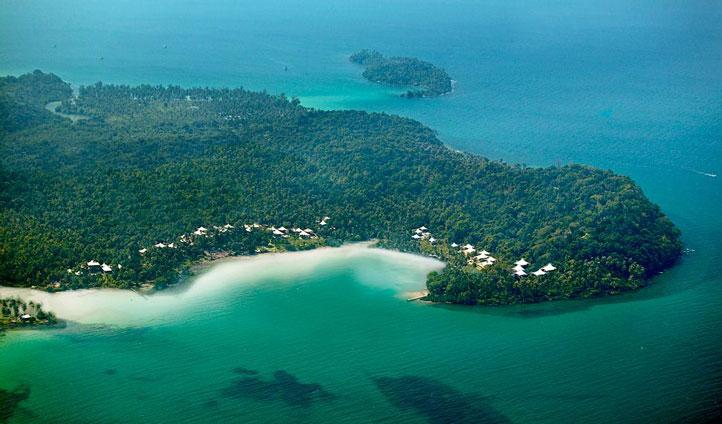 Luxury holidays in Thailand