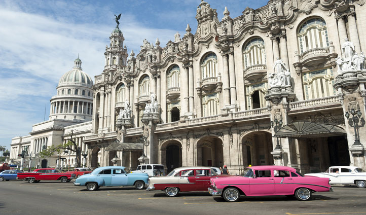 Step back in time and become acquainted with Havana