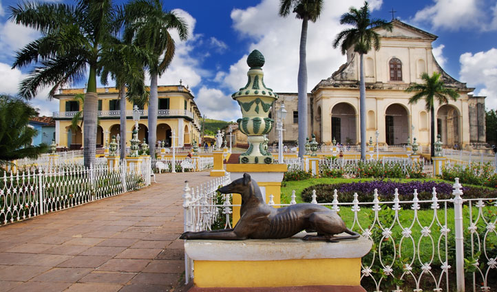 Visit the famous heritage sites of Trinidad and experience their culture