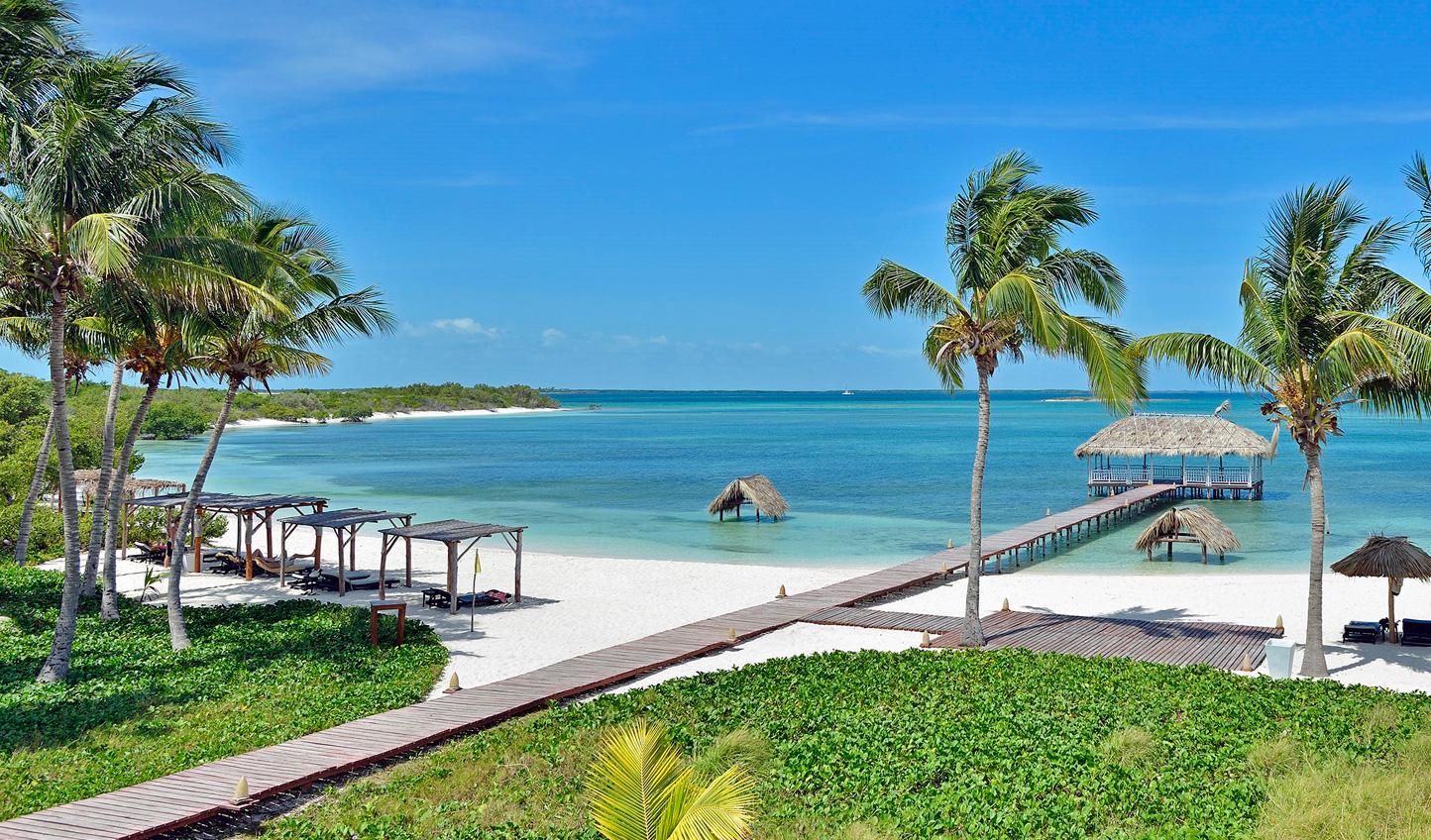 Discover Cuba's tropical paradise