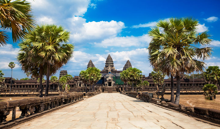 Visit the ancient ruins and unearth the secrets of Cambodia