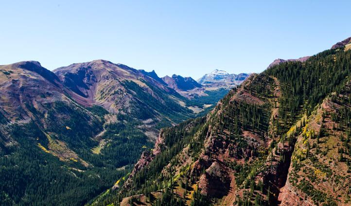Aspen Snowmass landsacpe