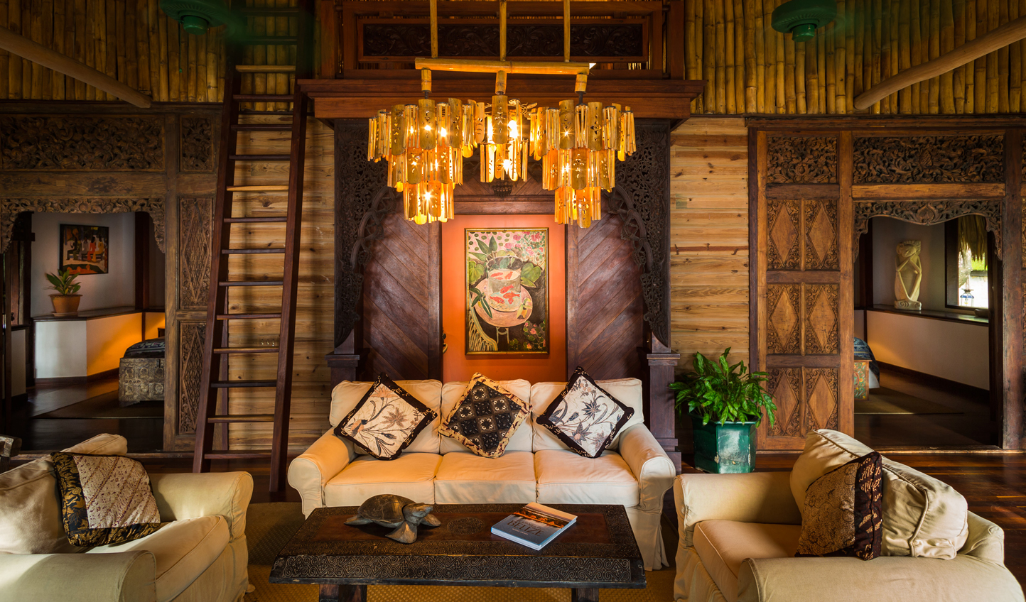 Relax in your private villa