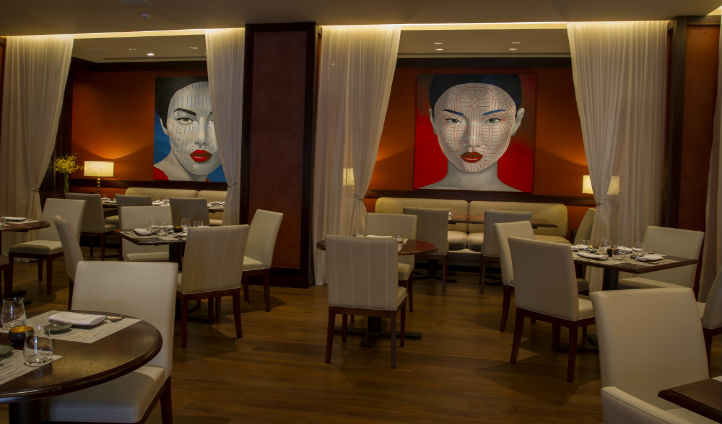 Take a trip to the michelin star Mee Restaurant and enjoy some Pan Asian cuisine