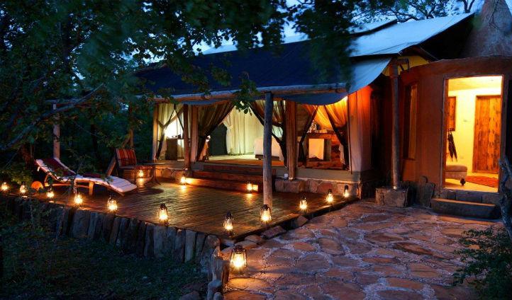 Luxury holidays in Tanzania