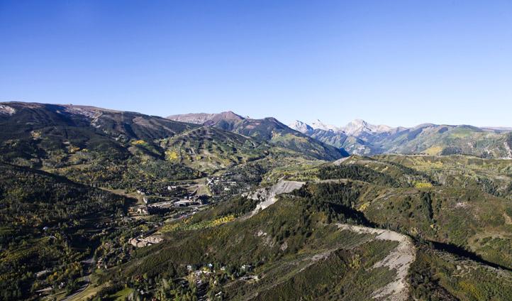 View of Aspen Snowmass