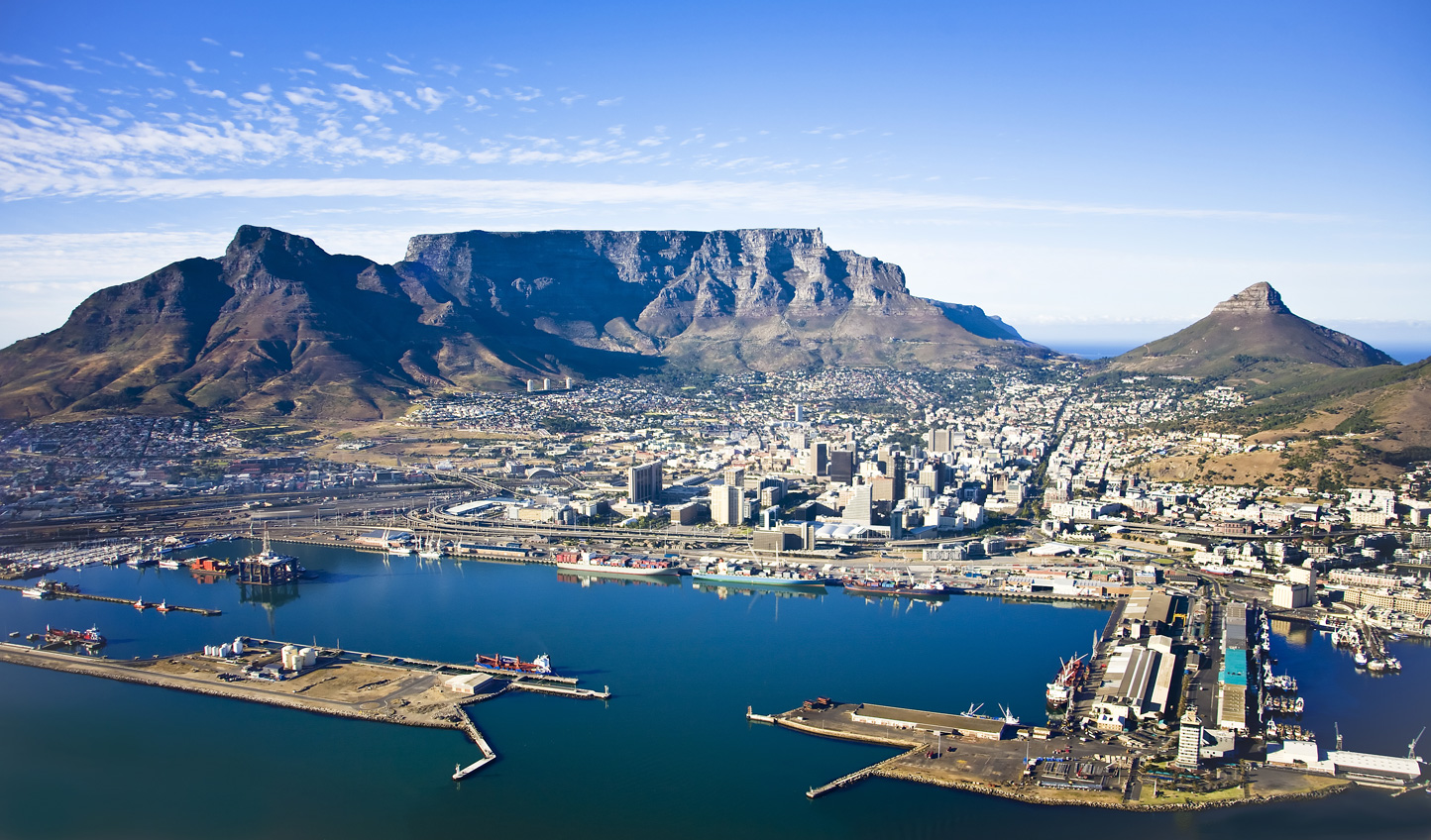 Stay in the shadow of Table Mountain