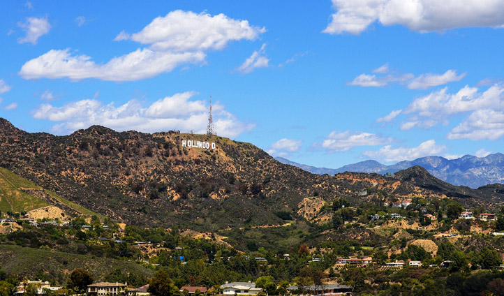 The Hollywood Hills, USA