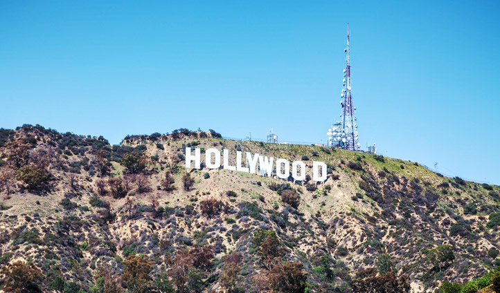 The Hollywood Sign, USA