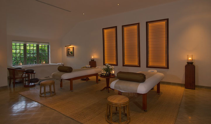 Treat yourself and visit the hotel spa