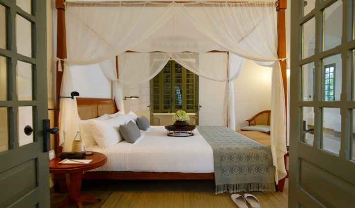 Your quaint abode awaits you in your luxurious suite