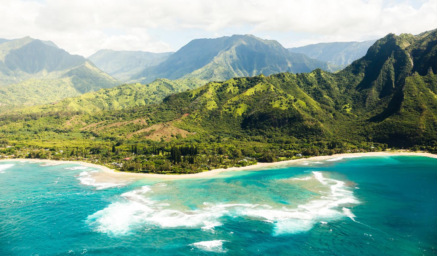 Hop between Maui and Kauai