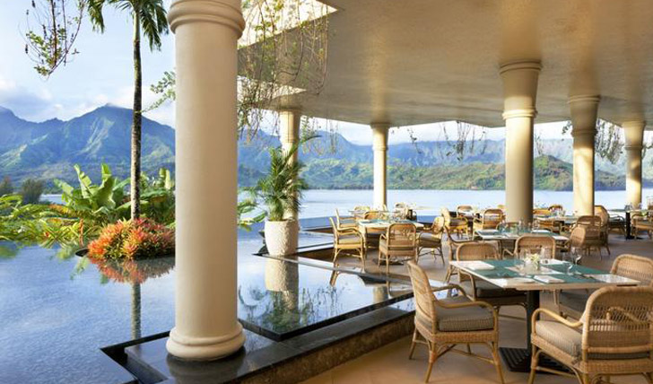 hawaii hotel surrondings