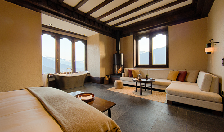 Rooms in Bhutan