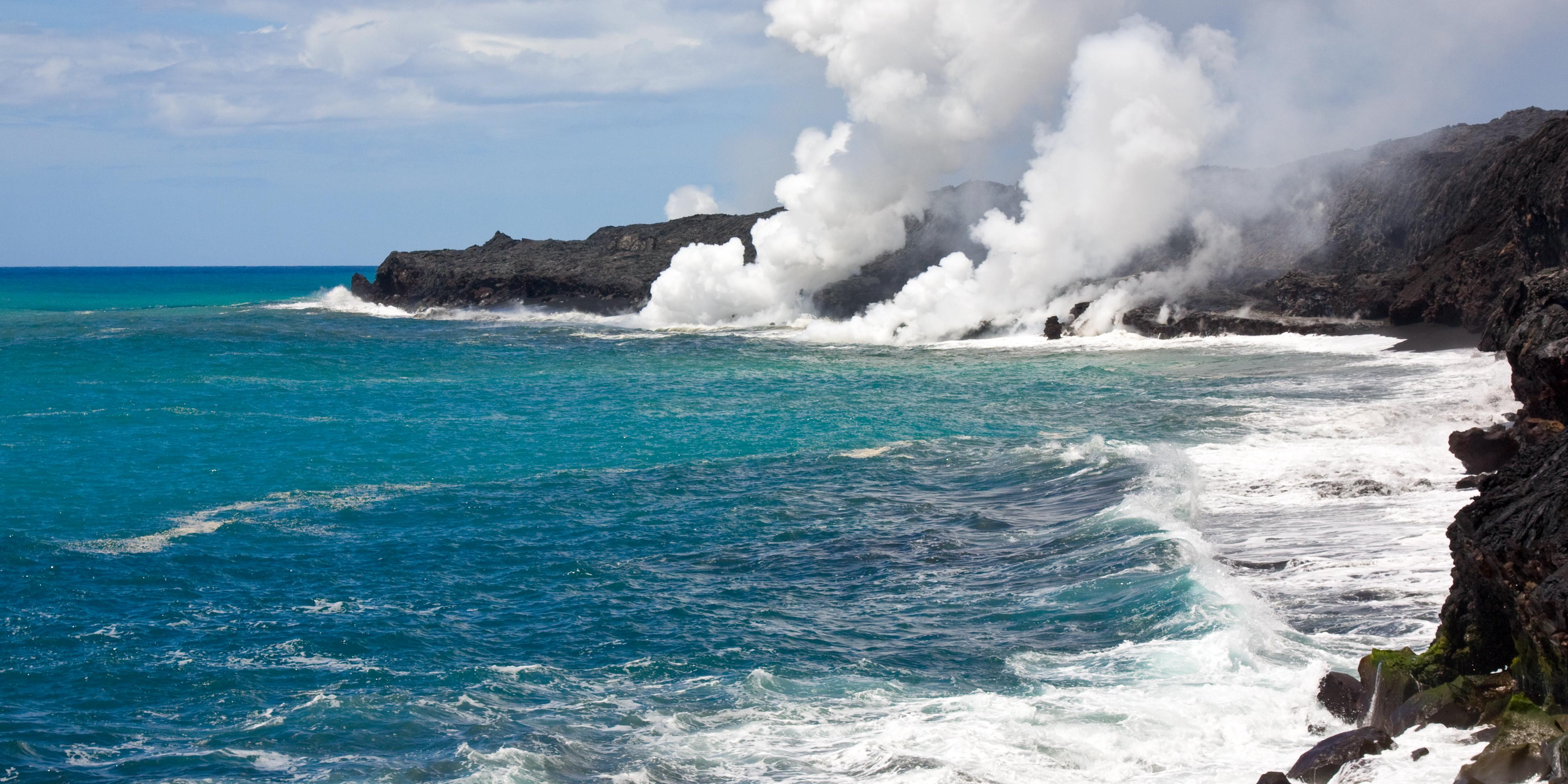 coastline hawaii