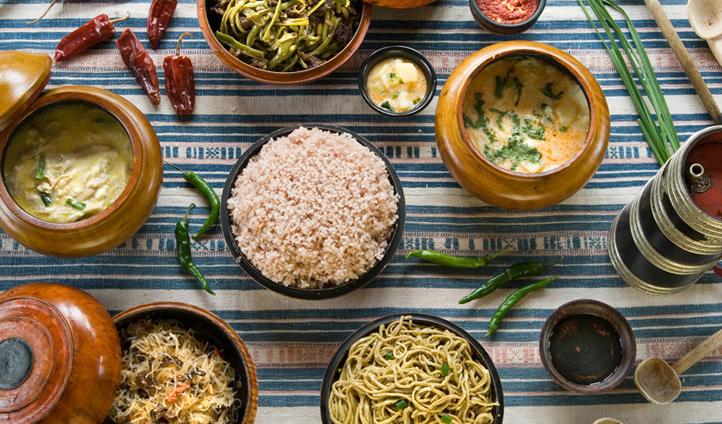Taste the flavours of Bhutan
