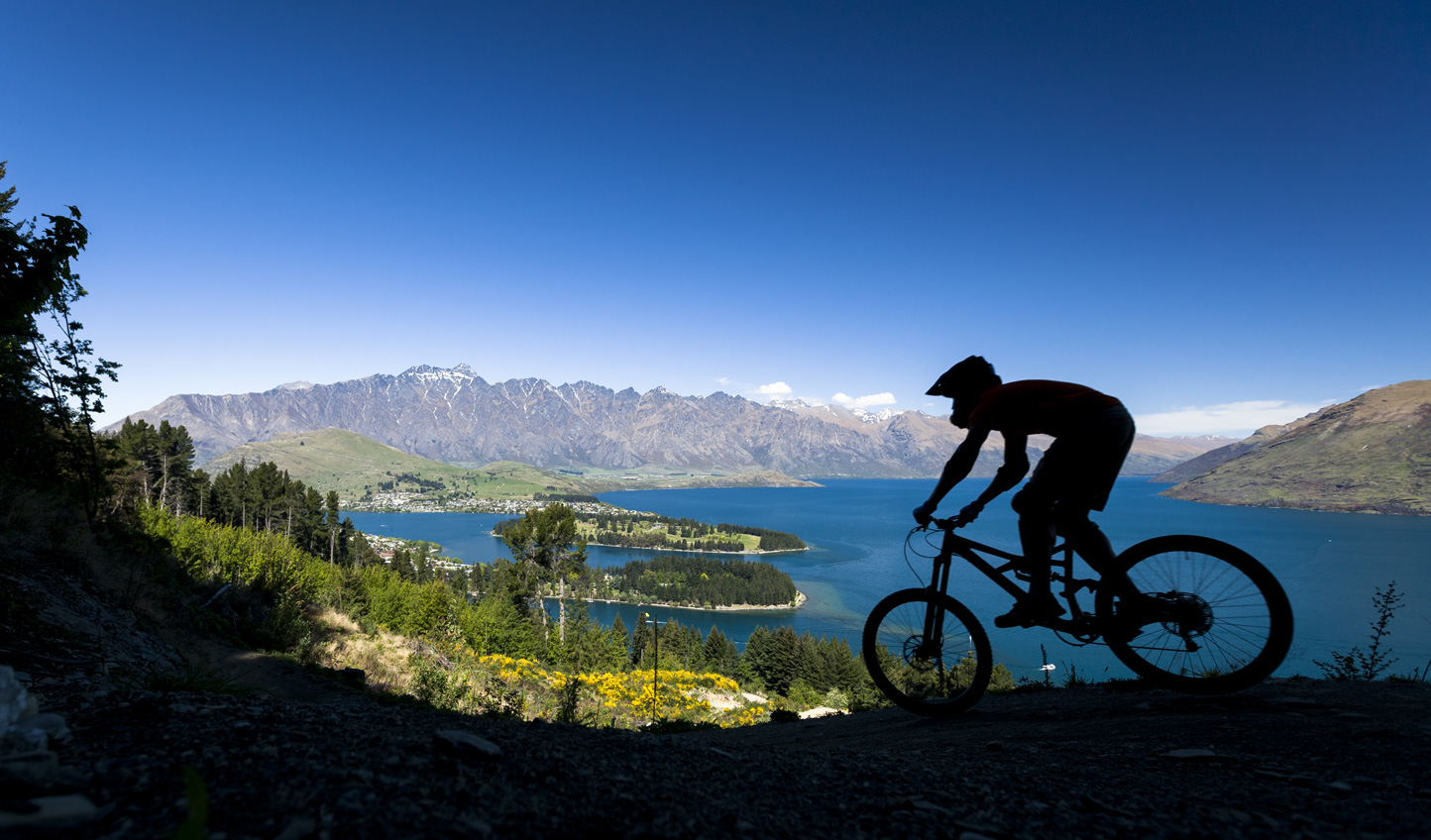 Heli Bike New Zealand