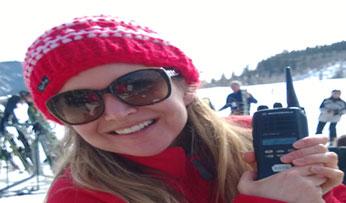 Aspen ski instructors, USA