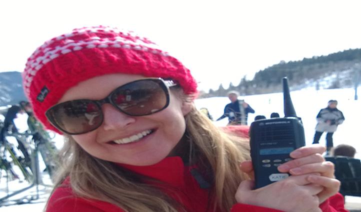 An Aspen ski instructor, USA