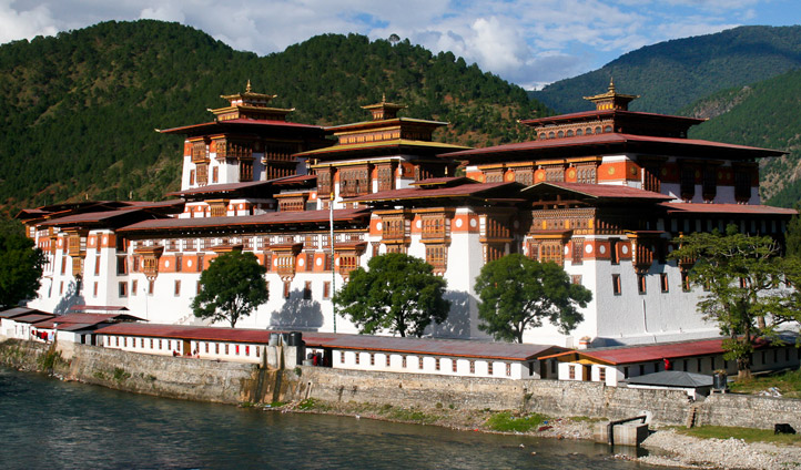 Bhutan's rich cultural history is at everyturn