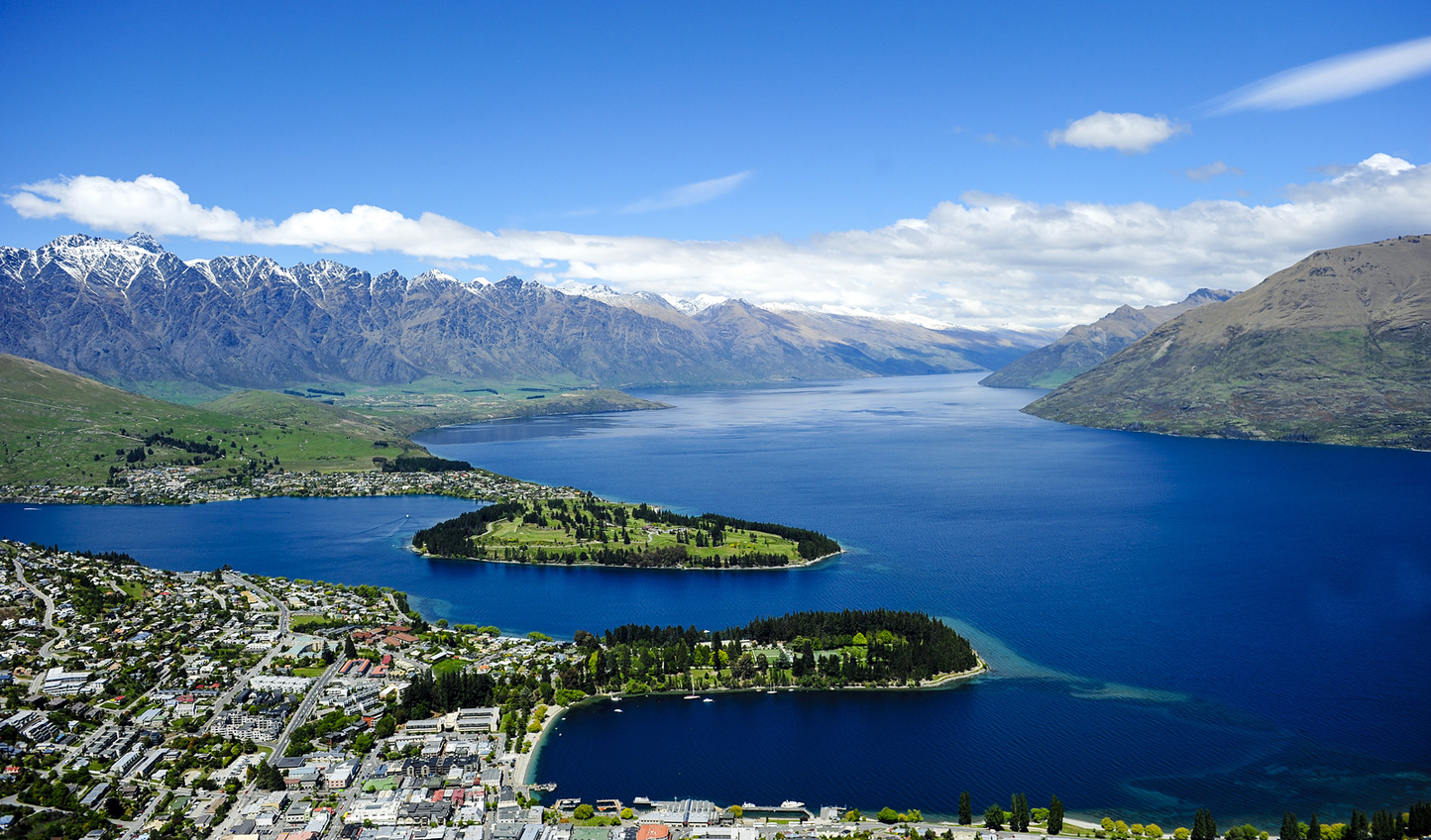 Kickstart your adventure in Queenstown