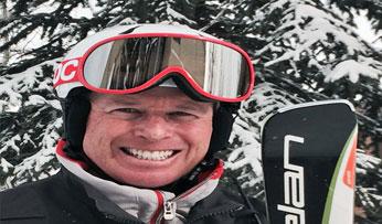 Skiing in Aspen, USA