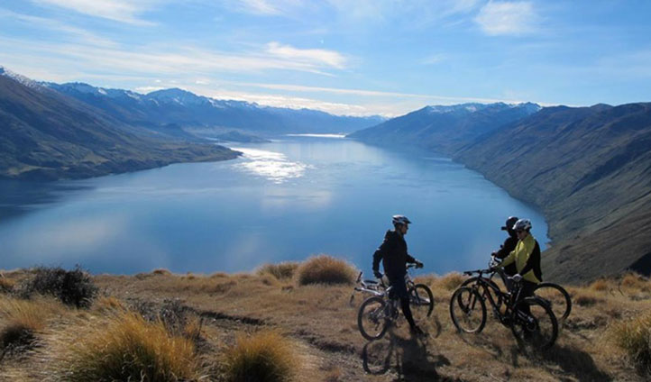 Saddle up for a cycling holiday unlike any other