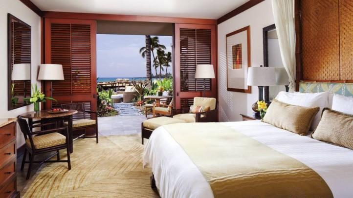 ocean view room hawaii