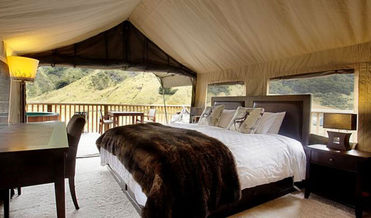 luxury lodge new zealand
