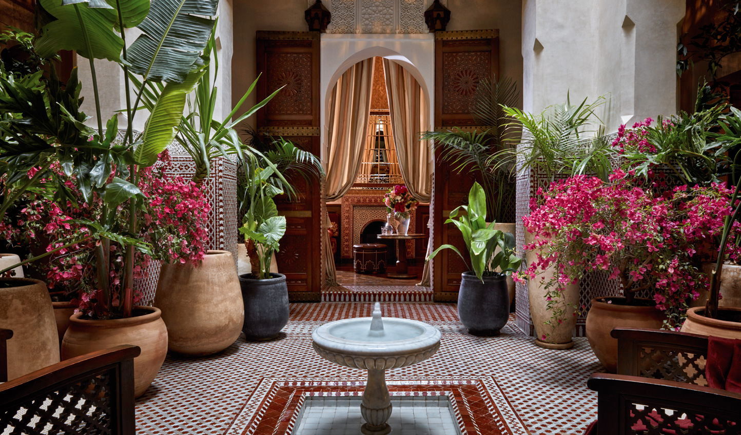 Step into your private Riad