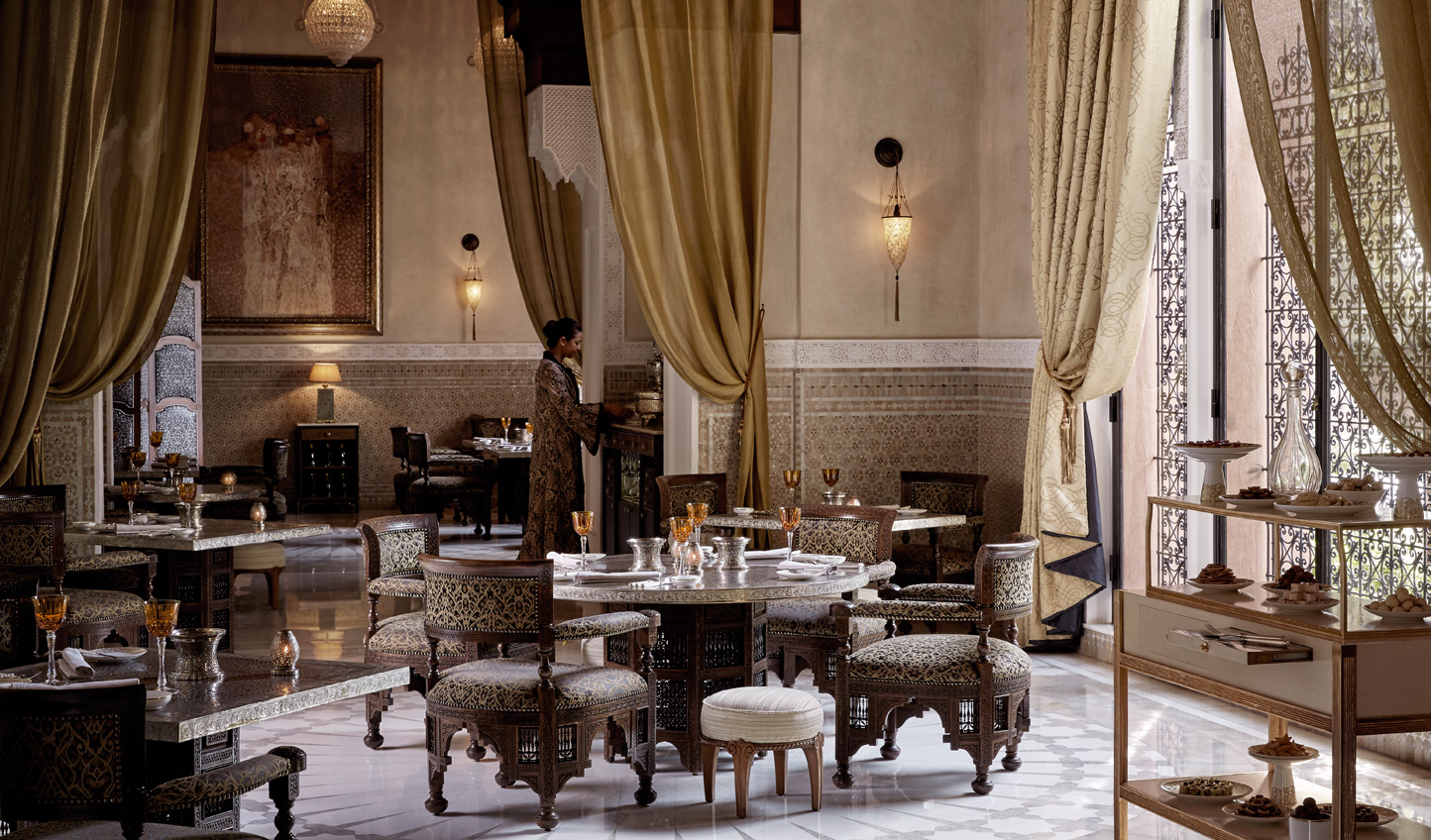 Savour the scents and spices of Morocco at La Grande Table Marocaine