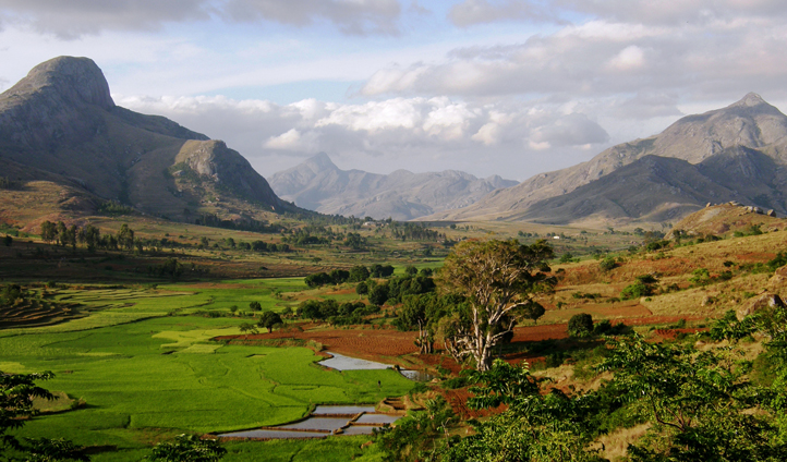 Take the views of Eastern Madagascar