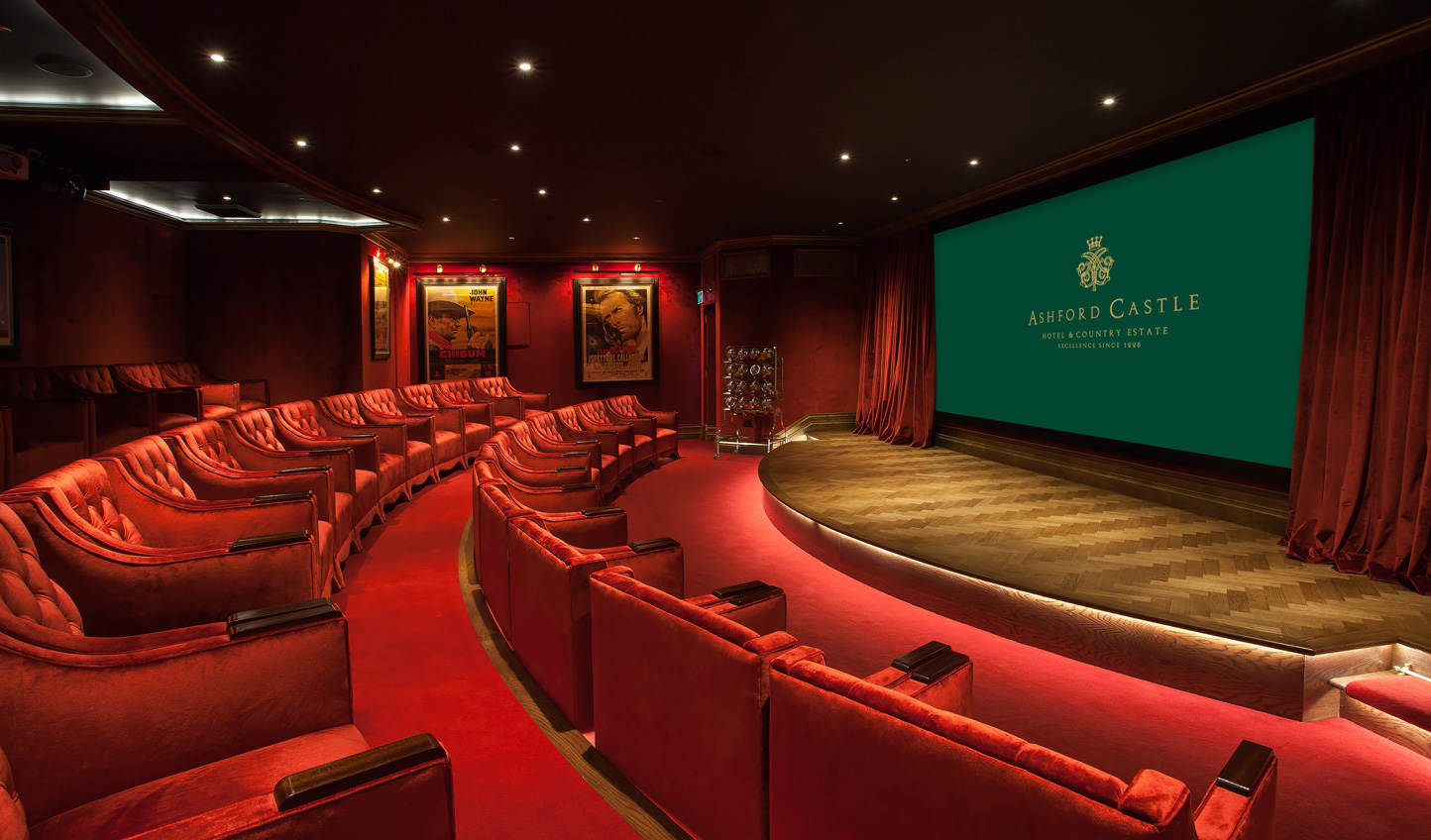 The cinema offers the perfect antidote to a rainy day