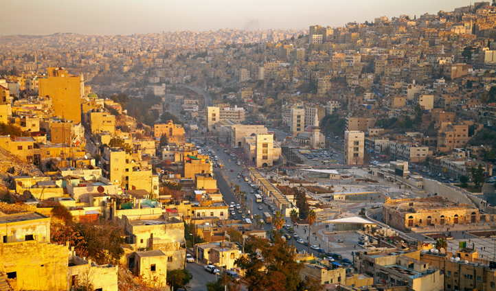 The capital of Jordan, Amman