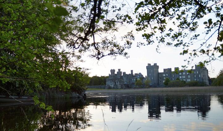 Live like royalty at Ashford Castle