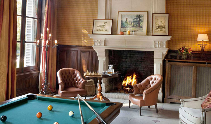 Fancy a game of pool? Stop by the games room