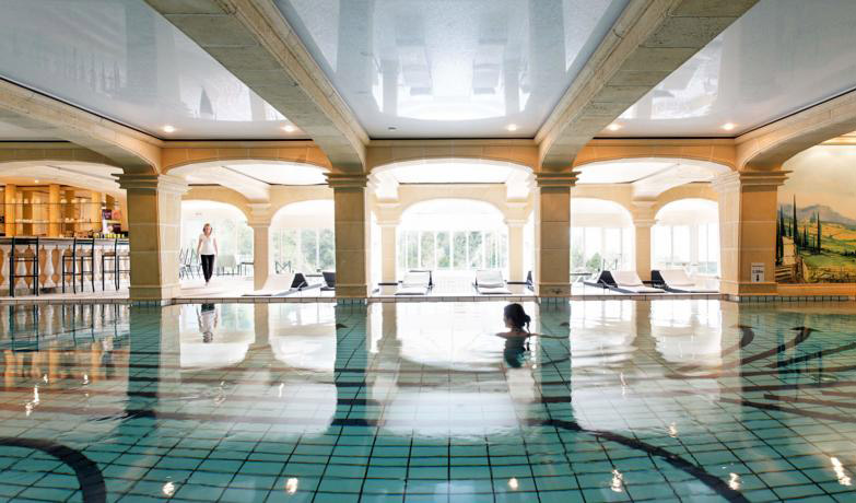 luxury hotel france pool