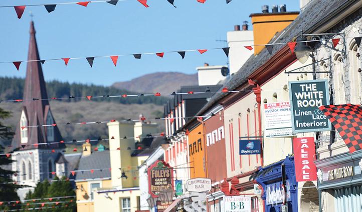 local town ireland