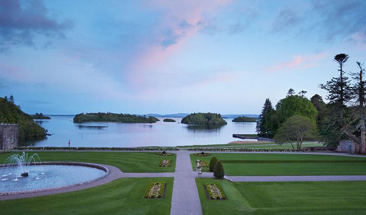 ireland luxury view
