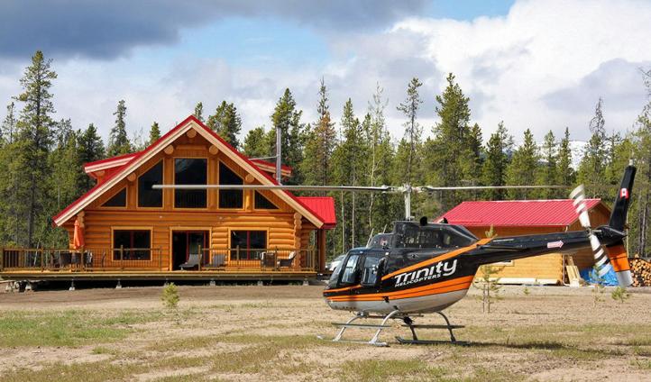 The Yukon hotels, Canada