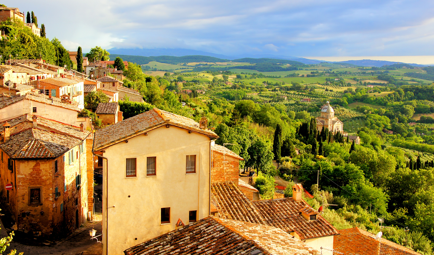 Explore quaint Tuscan towns